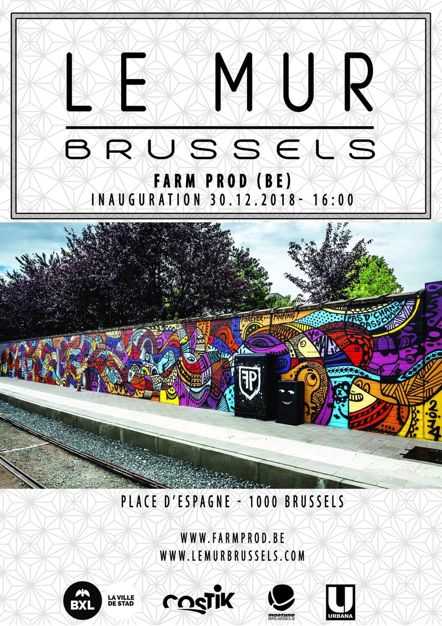 le MUR Brussels FARM PROD 2